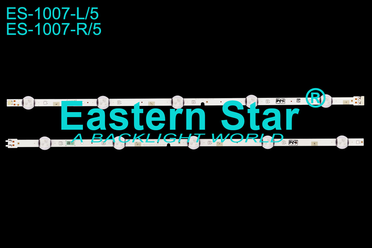 ES-1007 LED TV Backlight 49'' S_5J52_50_FCOM_5_RIGHT_REV1_170223_6x2.5   LM41-00121V_LM41-00145A LED STRIPS(8)